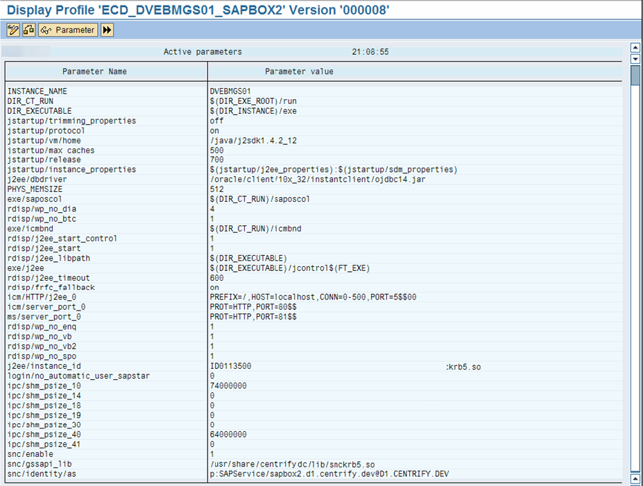 Configuring SNC on Active Directory and the SAP Server